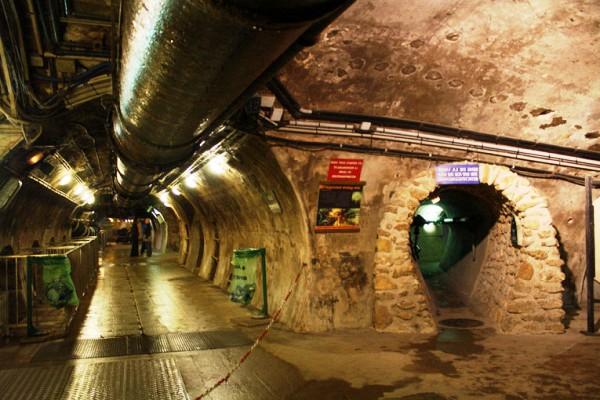 Музей парижской канализации / Париж, Франция