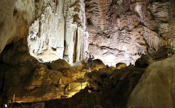 Пещера «Яхта»